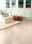 Паркетна дошка Quick Step Castello Polar Oak satin